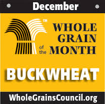 DEC whole grain month